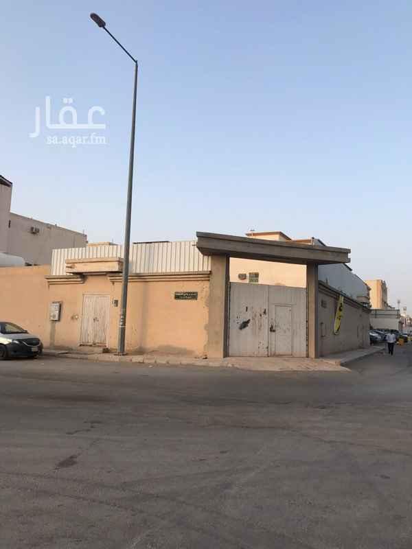 استراحة للبيع في شارع الامير سعود بن عبدالرحمن الفيصل ، حي المنصورة ، الرياض
