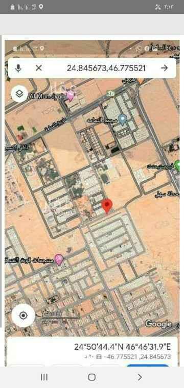 أرض للبيع في شارع عبدالرحمن البغدادي ، حي المونسية ، الرياض ، الرياض