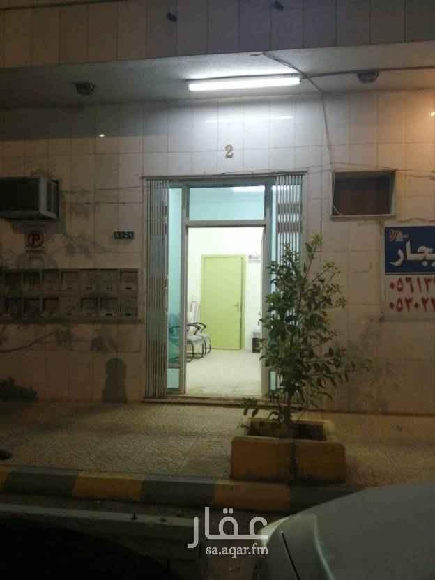 محل للإيجار في شارع تمير ، حي المروج ، الرياض