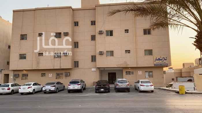 شقة للإيجار في شارع ابن حجر القسقلاني ، حي العزيزية ، الرياض ، الرياض