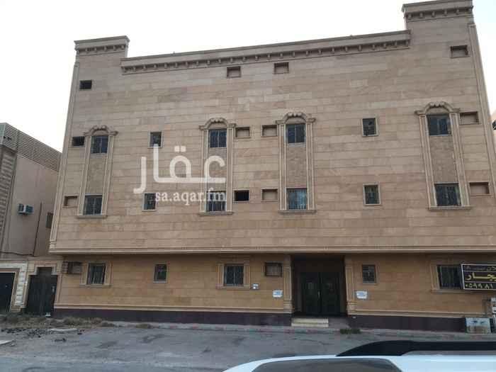 عمارة للإيجار في شارع المطري ، حي الحزم ، الرياض