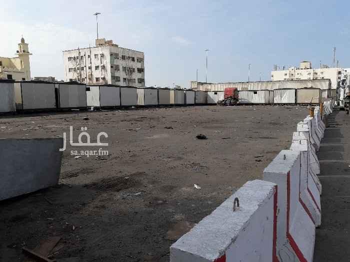 أرض للإيجار في شارع الرزانه ، حي الثعالبة ، جدة ، جدة
