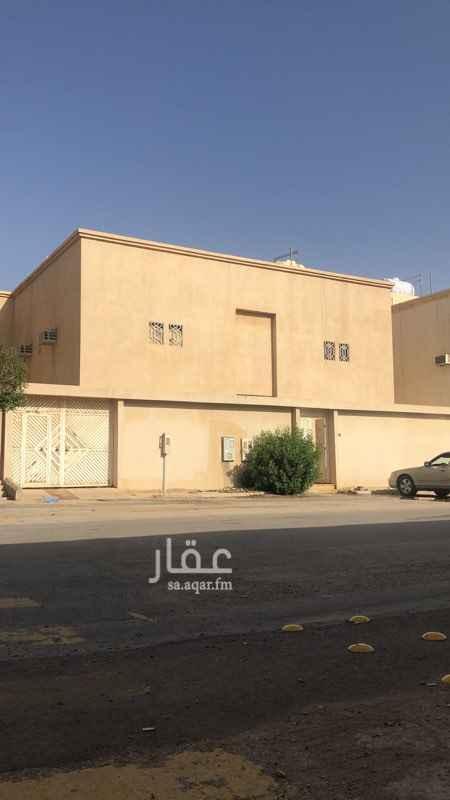دور للإيجار في شارع وادي رقوان ، حي طويق ، الرياض ، الرياض