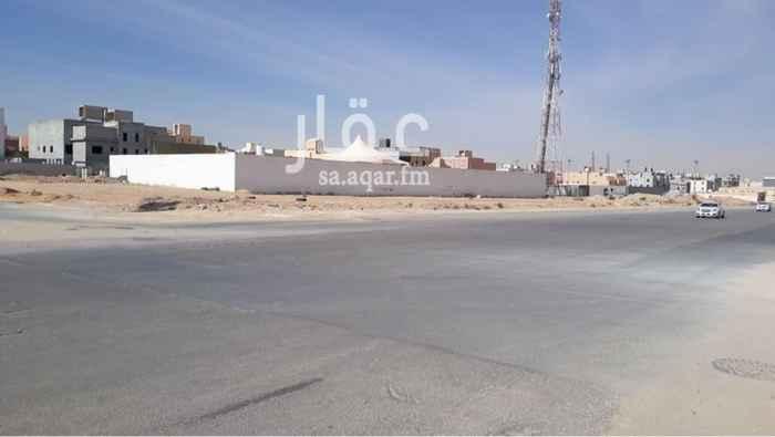 أرض للإيجار في طريق الأمير فيصل بن بندر بن عبدالعزيز, النرجس, الرياض