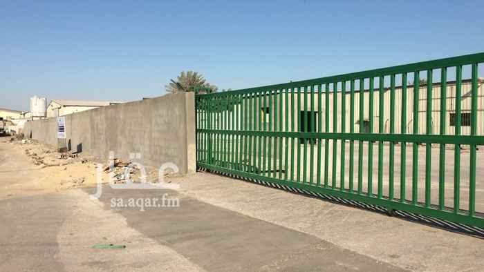 أرض للإيجار في شارع أبو الحسن الزهراوي ، حي الخالدية الشمالية ، الدمام
