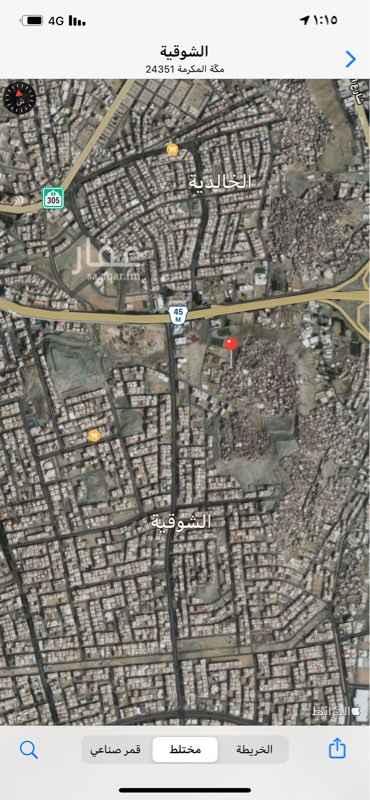 عمارة للبيع في حي الشوقية ، مكة ، مكة المكرمة