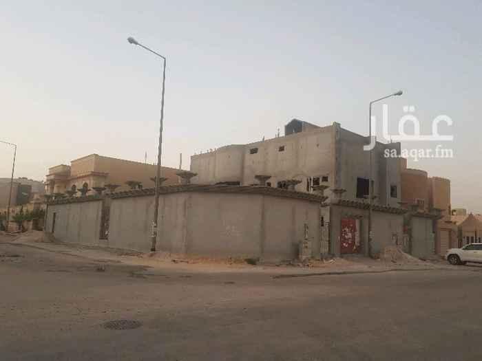 فيلا للبيع في شارع رقم 154 ، حي الياسمين ، الرياض