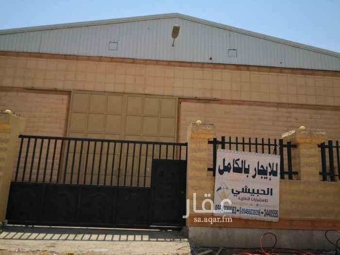 مستودع للإيجار في شارع ملوى ، حي السلي ، الرياض