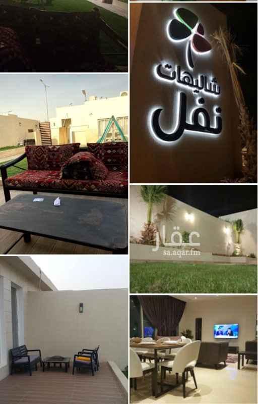 استراحة للإيجار في حي ، شارع زياد الباهلي ، حي ظهرة نمار ، الرياض ، الرياض