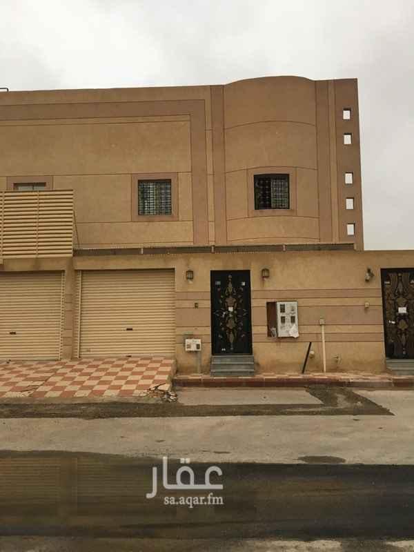 دور للإيجار في شارع القليبة ، حي الحزم ، الرياض ، الرياض