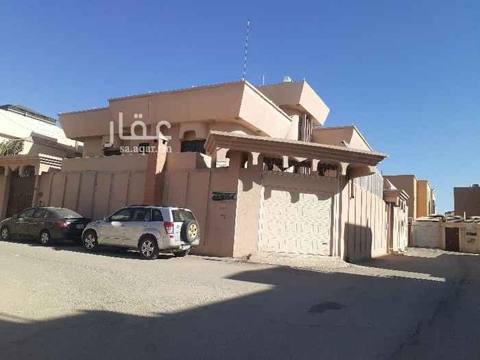 فيلا للبيع في شارع الجيب ، حي الملك فهد ، الرياض ، الرياض