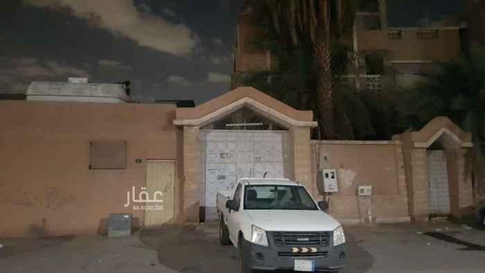 بيت للإيجار في شارع يحيى البكري ، حي ام الحمام الشرقي ، الرياض