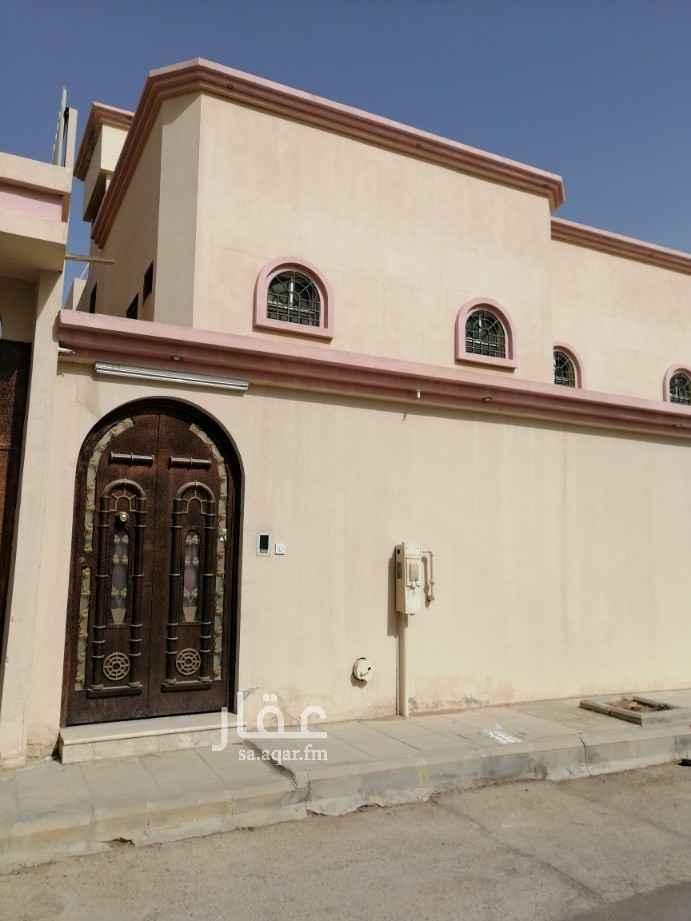 دور للإيجار في شارع حمزة الصيدلاني ، حي بدر ، الرياض ، الرياض