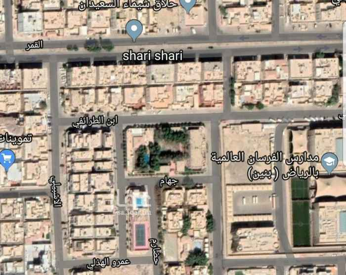 أرض للبيع في شارع الاشبيلي ، حي الازدهار ، الرياض ، الرياض