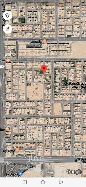 أرض للبيع في شارع علي الخازان ، حي الازدهار ، الرياض ، الرياض
