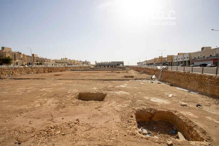 أرض للبيع في شارع الفرسان ، حي عكاظ ، الرياض ، الرياض