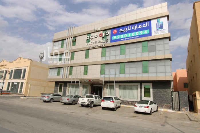 عمارة للبيع في شارع الرياحين ، حي الربيع ، الرياض ، الرياض