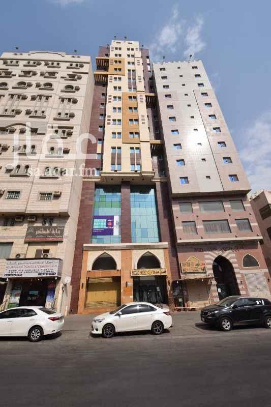 عمارة للإيجار في شارع المنصور ، حي التيسير ، مكة ، مكة المكرمة
