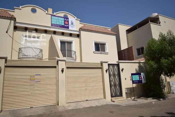 فيلا للبيع في شارع احمد القرطبي ، حي النعيم ، جدة ، جدة