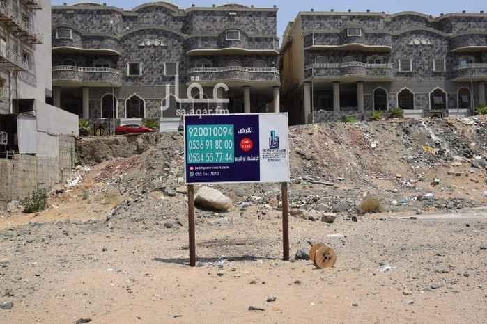 أرض للإيجار في حي الهجرة ، مكة ، مكة المكرمة