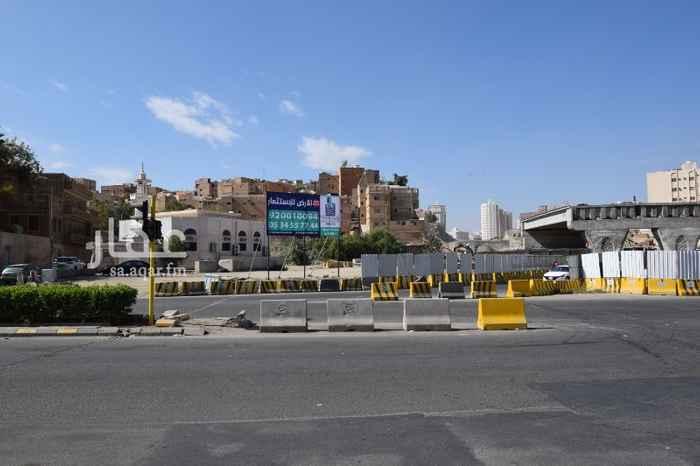 أرض للإيجار في شارع المنصور ، حي الزهراء ، مكة ، مكة المكرمة