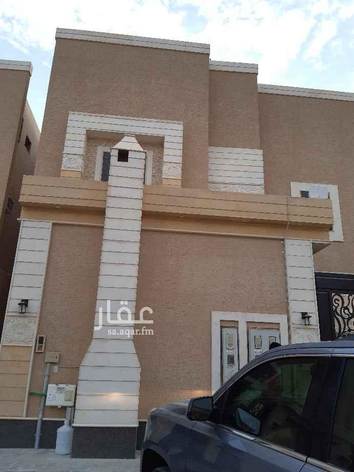 شقة للإيجار في شارع الاخايل ، حي النهضة ، الرياض