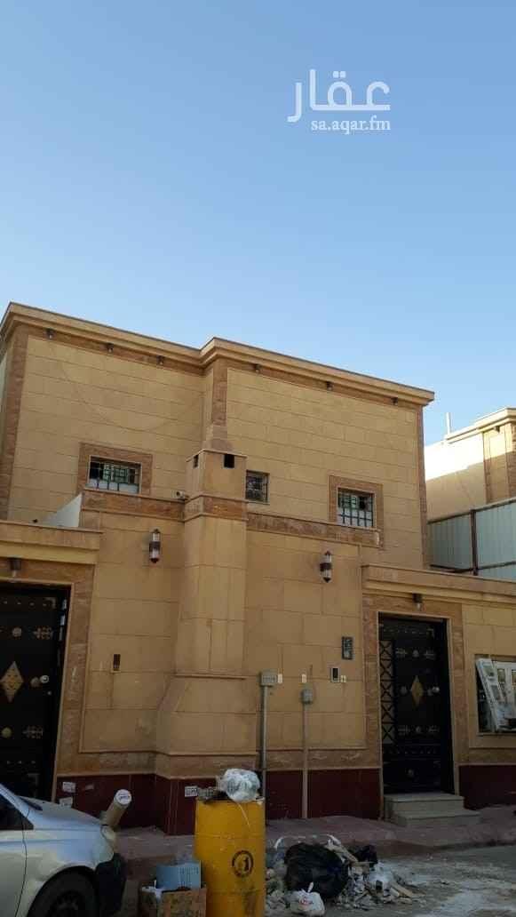 شقة للإيجار في شارع الصحراء الكبرى ، حي النهضة ، الرياض ، الرياض
