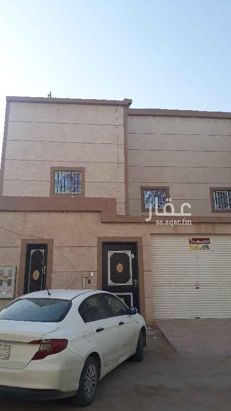 دور للإيجار في شارع بشار العقيلي ، حي النهضة ، الرياض ، الرياض