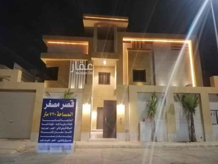 فيلا للبيع في شارع فهد بن زعير ، حي الشفا ، الرياض