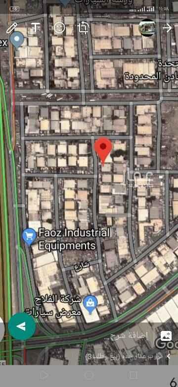 أرض للبيع في حي الجوهرة ، جدة