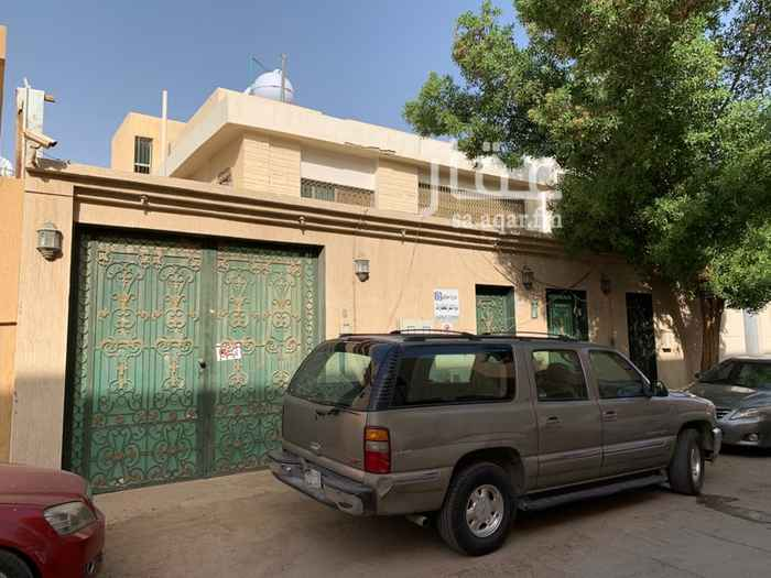فيلا للبيع في حي ، شارع عبدالقوي القيسراني ، حي جرير ، الرياض ، الرياض