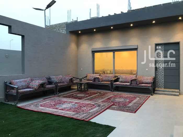 استراحة للإيجار في حي القيروان ، الرياض