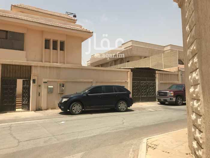 بيت للبيع في شارع البتراء, المعذر الشمالي, الرياض