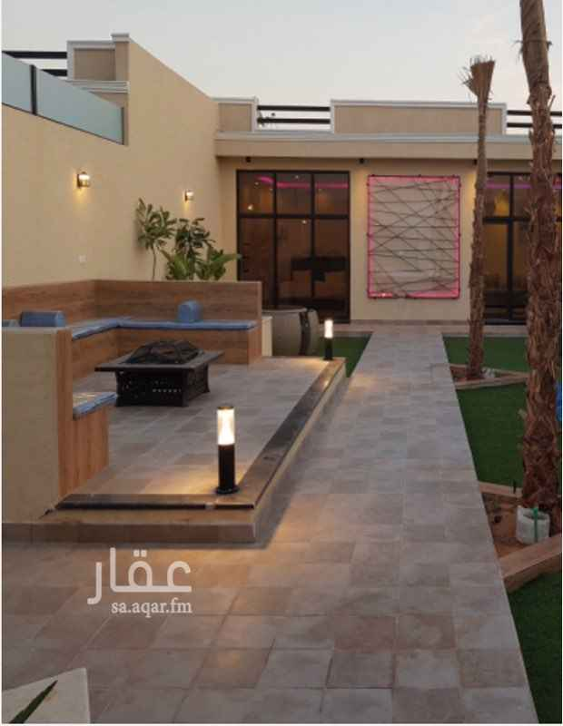 استراحة للإيجار في حي بنبان ، الرياض