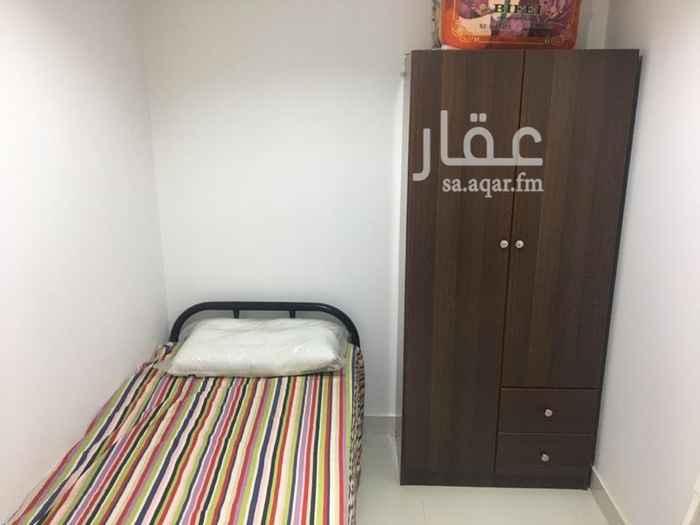 غرفة للإيجار في شارع الامير فيصل بن فهد ، حي الشاطئ ، جدة ، جدة