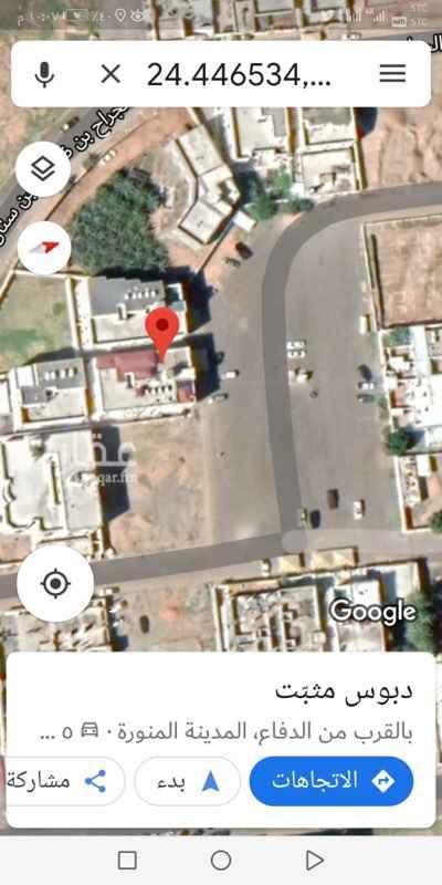 شقة للبيع في شارع خالد بن خالد بن عقبة ، حي الدفاع ، المدينة المنورة ، المدينة المنورة