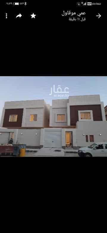 فيلا للبيع في شارع ابي عبدالله بن الرواية ، حي الزهرة ، الرياض ، الرياض