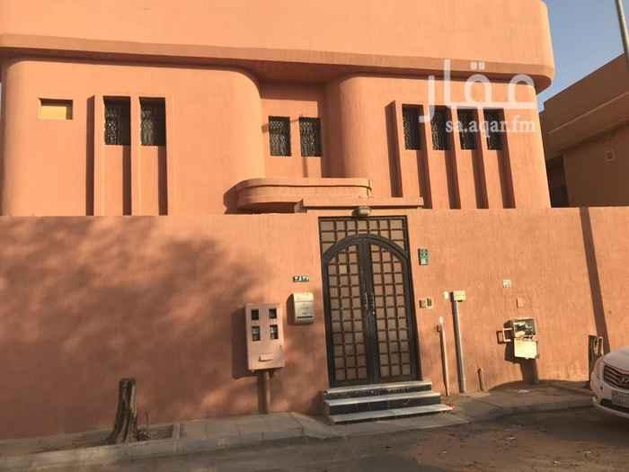 دور للإيجار في شارع الخفيفية ، حي الخليج ، الرياض