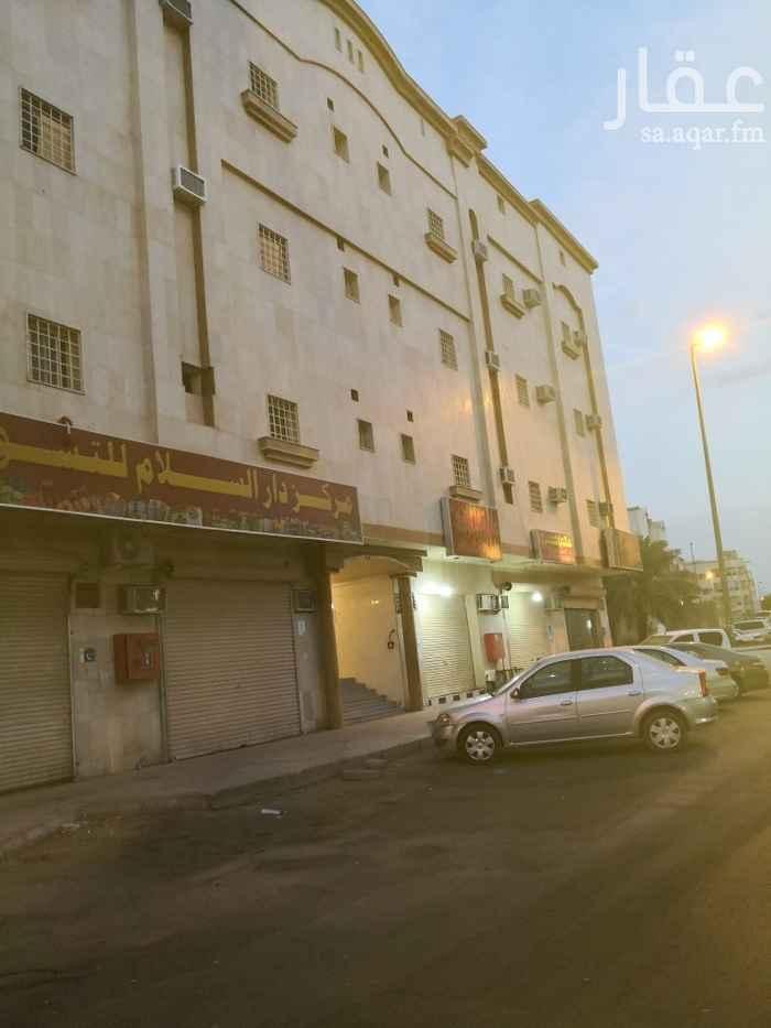 شقة للإيجار في شارع ياسين العجلي ، حي العنابس ، المدينة المنورة