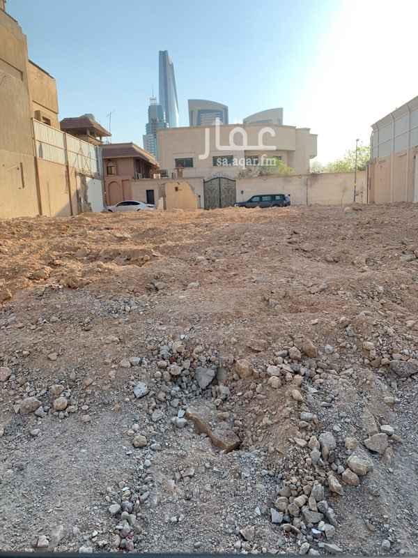 أرض للبيع في شارع جبل نعام ، حي العليا ، الرياض