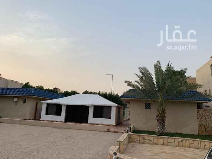استراحة للإيجار في شارع الجامعة ، حي الحمراء ، الرياض ، الرياض