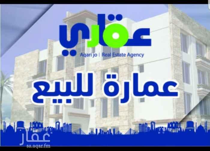عمارة للبيع في شارع شرورة ، حي حطين ، الرياض ، الرياض