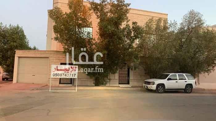 فيلا للإيجار في شارع ابن فرحون ، حي العليا ، الرياض