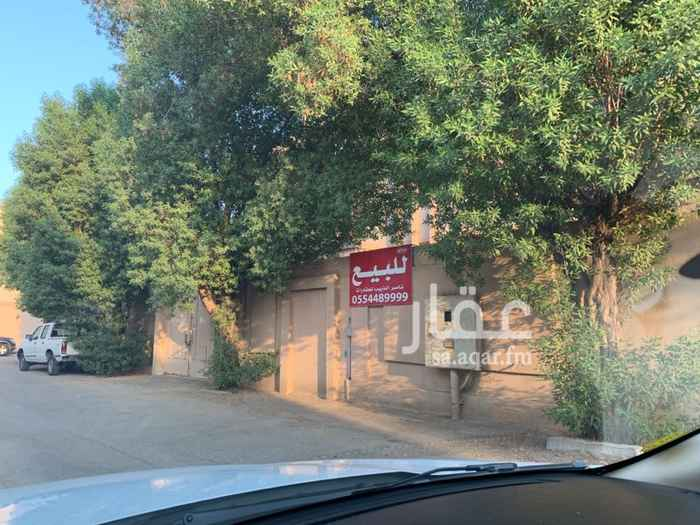 فيلا للبيع في شارع ابي عبدالله العسقلاني ، حي العليا ، الرياض