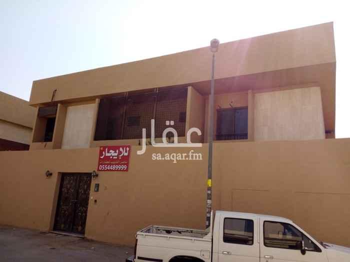 فيلا للإيجار في شارع اجلي ، حي العليا ، الرياض