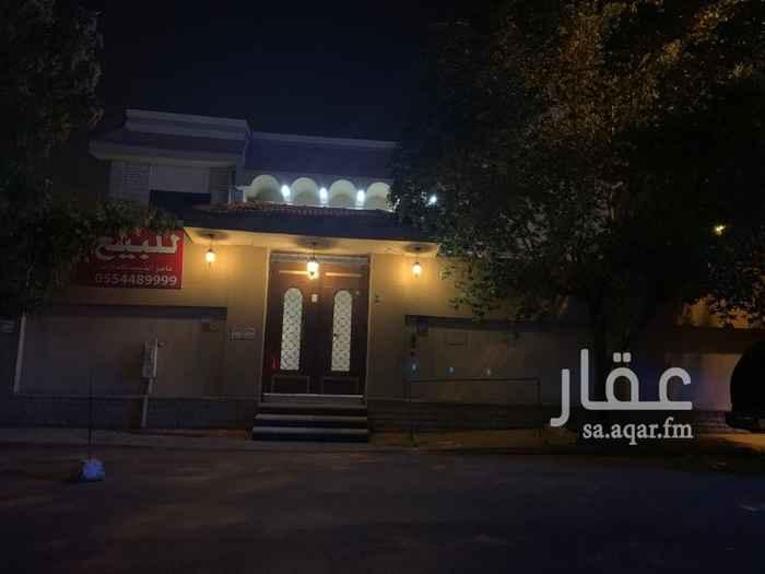 فيلا للبيع في شارع حوطة بني تميم ، حي العليا ، الرياض ، الرياض