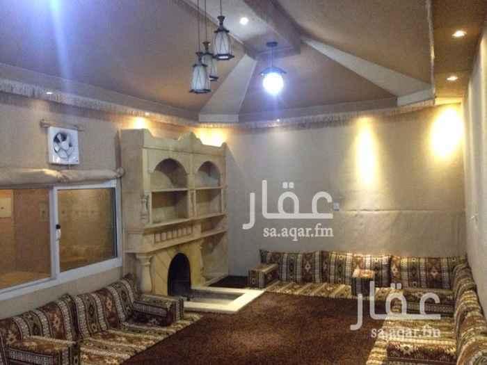 استراحة للإيجار في شارع الطائف, ظهرة لبن, الرياض