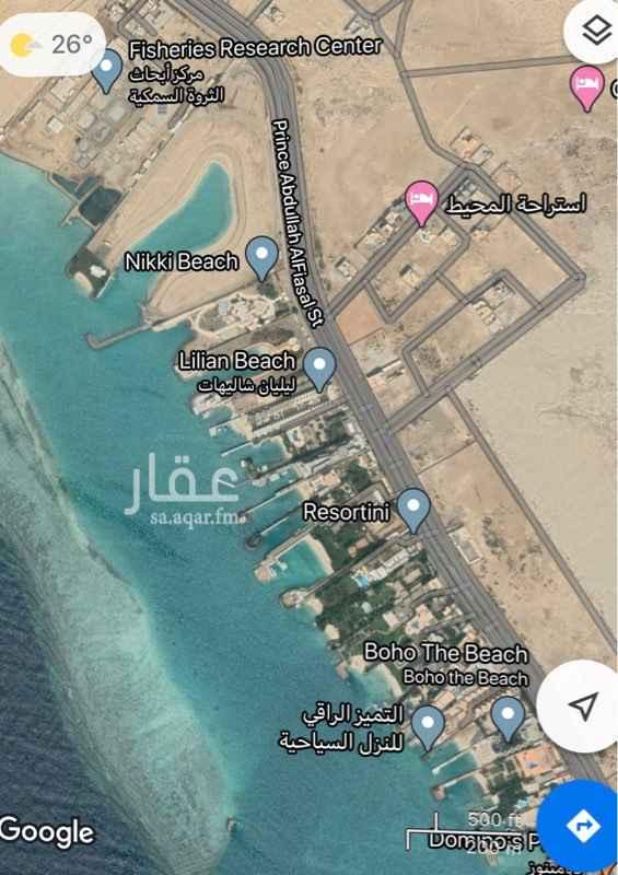 أرض للبيع في شارع الأمير عبدالله الفيصل ، حي الزمرد ، جدة ، جدة