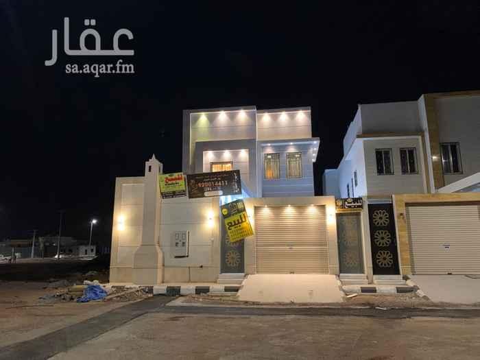 فيلا للبيع في حي ، شارع الأمير سعود بن عبدالمحسن آل سعود ، حي الرصف ، حائل ، حائل