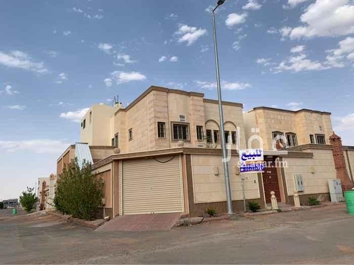 فيلا للبيع في شارع الأمير سعود بن عبدالمحسن آل سعود ، حي الوادي ، حائل ، حائل